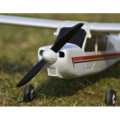 Volantex RC Trainstar Exchange 3CH & 4CH two pieces wings included 2in 1 747-6 KIT