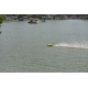 Volantex RC ATOMIC High speed 50km/h strong ABS unibody hull racing rc electric boat 792-4 RTR